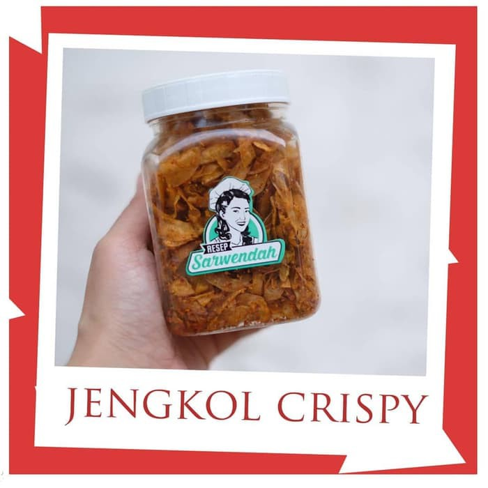 Jengkol Crispy By Resep Sarwendah Ruben Onsu W1781 Shopee Indonesia