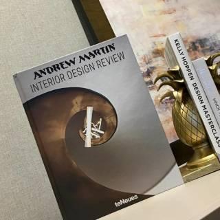 Martin Waller Andrew Martin Interior Design Review Vol 23 Shopee Indonesia