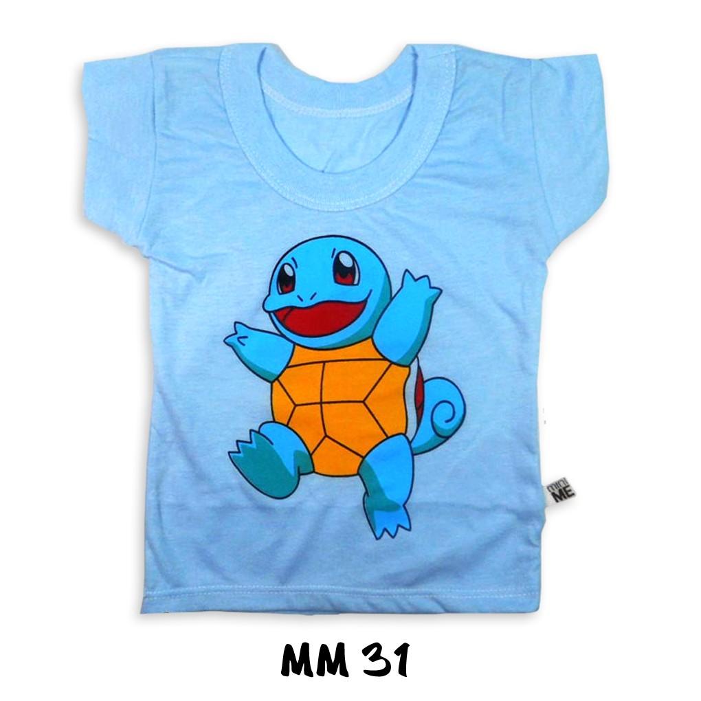 Minime Kaos Oblong Atasan Bayi / Kaos Atasan Bayi 9 Bulan | Shopee Indonesia