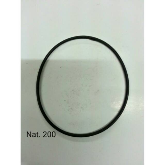 Nar 200 Karet Gelang Bundar O Ring Pompa Air Spare Part Pompa Air Shopee Indonesia