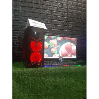 PC Gaming 1 Set Rakitan Ram 8gb Hdd 500gb LED 19 inc