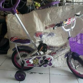 Promo Sepeda anak bmx uk 12 tango Shopee Indonesia