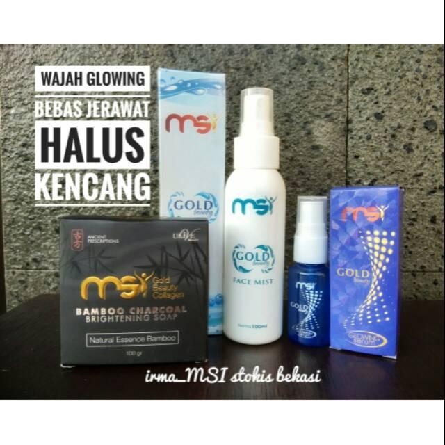 Paket Wajah Glowing/Face Mist/Bamboo Charcoal Soap/Glowing Serum | Shopee Indonesia