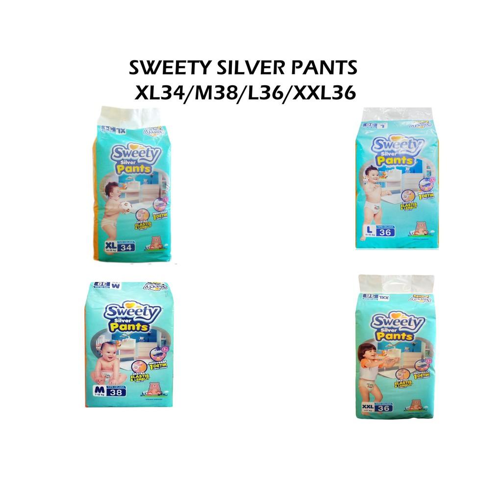 Mamypoko Pants Standar S40 M34 L30 Xl26 Xxl24 Shopee Indonesia Standart