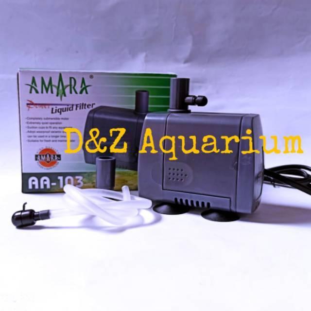 Pompa Air Aquarium Amara - Ratulangi