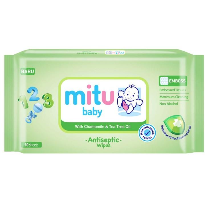 Mitu Baby Pack Antiseptic 50.S