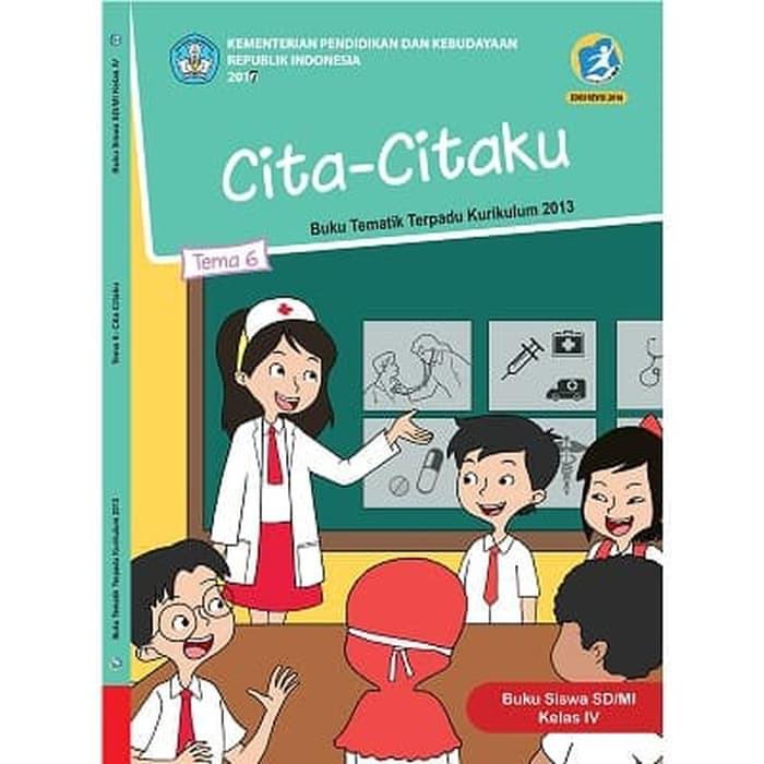 Buku Tematik SD Kelas 4 Tema 8; Daerah Tempat Tinggalku Kurikulum 2013 Edisi Revisi 2017 | Shopee Indonesia