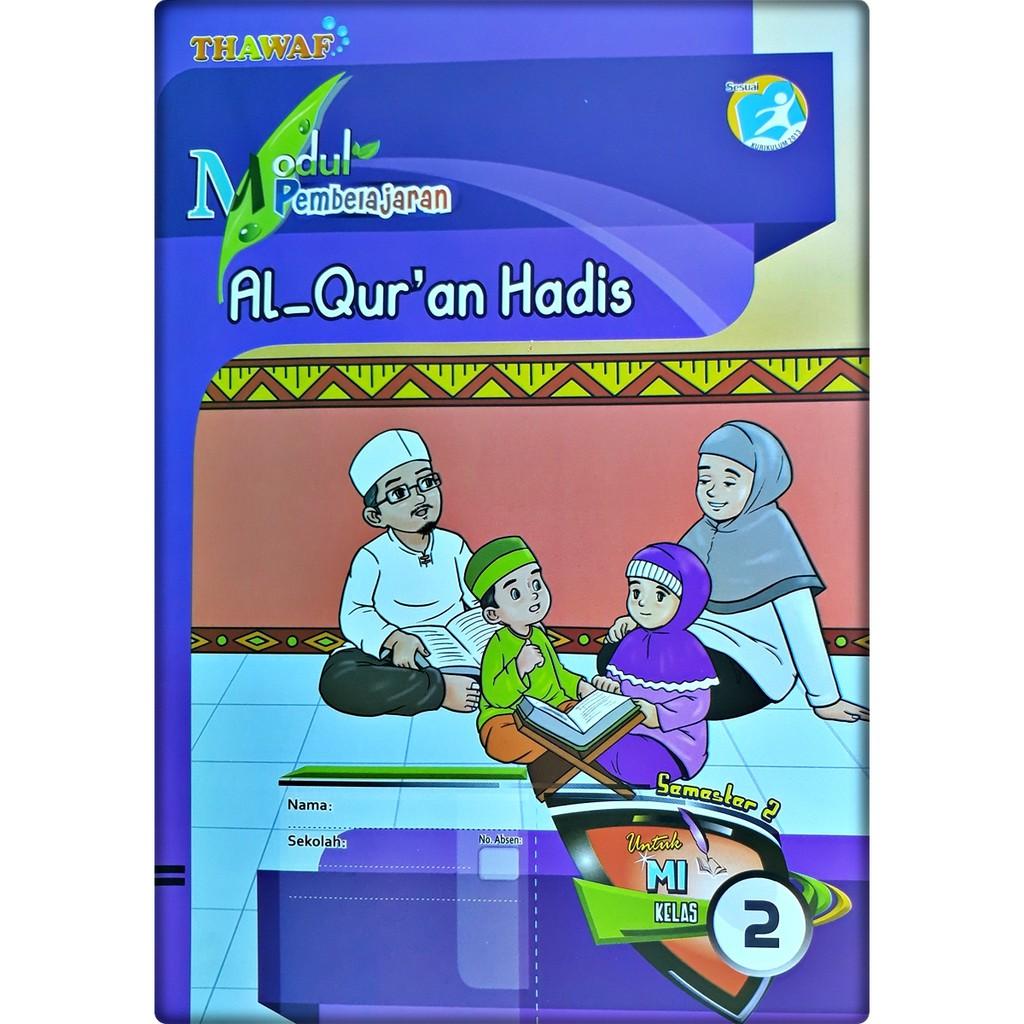 Lks Al Qur An Hadis Mi Kelas 2 Semester 2 Thawaf Shopee Indonesia