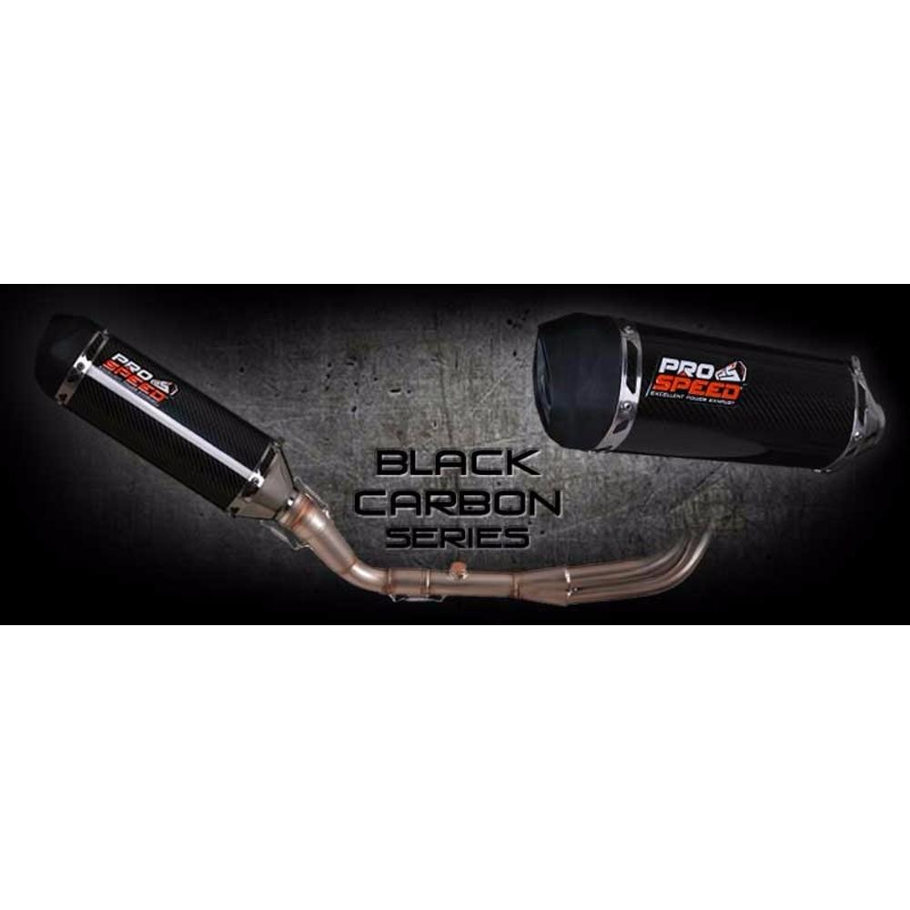 Knalpot Leovince Gp Corsa Carbon R25 Mt25 Slip On Shopee Indonesia Prospeed Mf Series Fullsystem Black Chome
