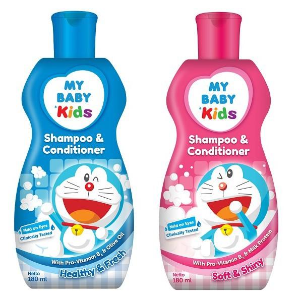 Shampoo & Conditioner My Baby Kids 180 ml