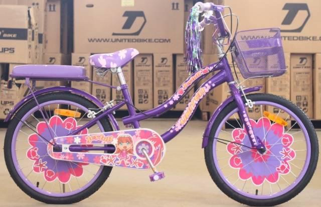 Sepeda Mini 20 Inch United Joyful Shopee Indonesia