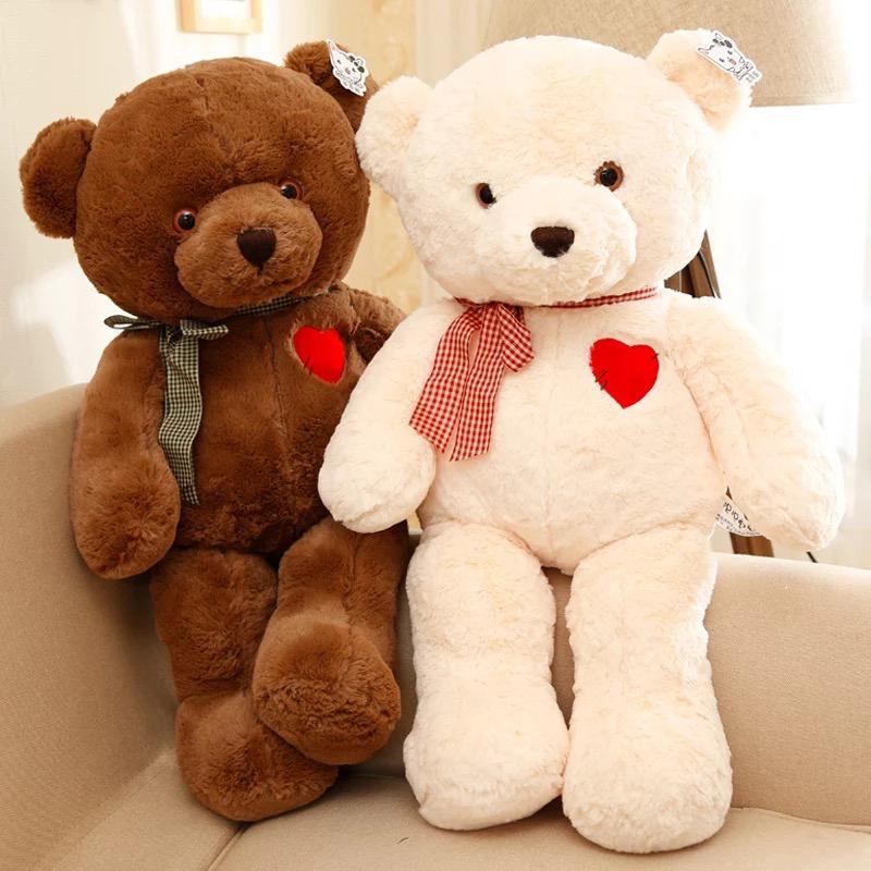 Teddy Bear Lucu Pelukan Panda Cinta Beberapa Terompet Beruang Boneka Kain Boneka Mainan Mewah Teromp Shopee Indonesia
