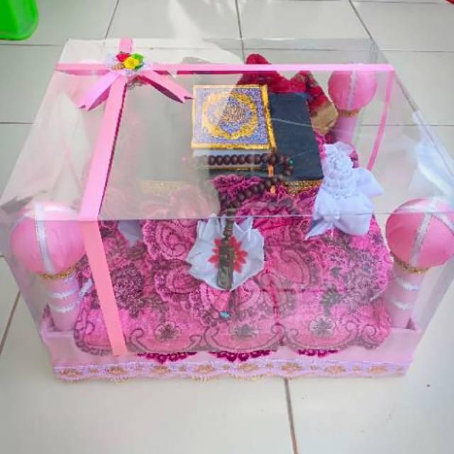 Mahar Seperangkat Alat Sholat Mahar Mukena Mahar Pernikahan Mahar Uang Shopee Indonesia