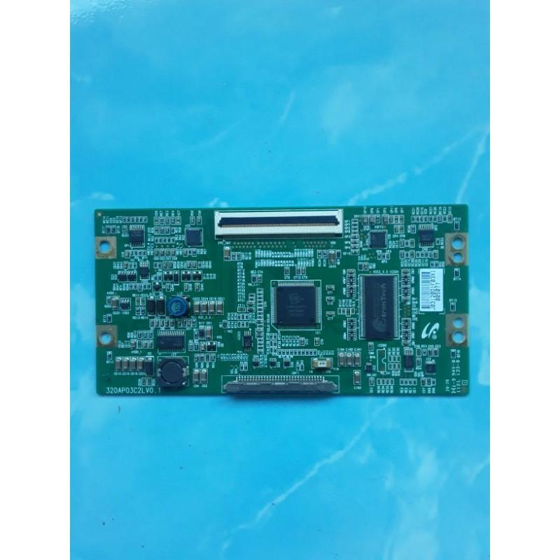 TCON TV LCD POLYTRON PLM32B21