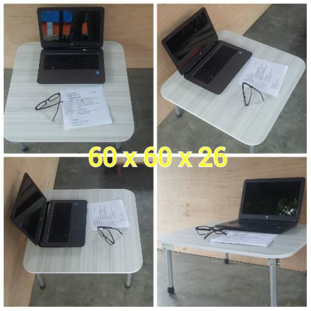 harga Meja lipat laptop atau belajar jumbo cocok untuk mahasiswa Shopee.co.id