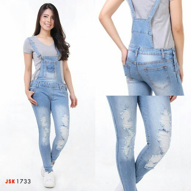 Celana Kodok Celana Kodok Panjang Overall Celana Jeans Jeans