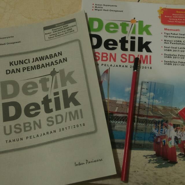 Buku Detik Detik Akm Sd 2020 2021 Murah Shopee Indonesia