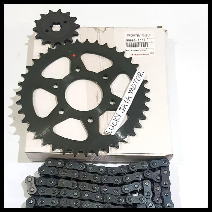 Gearset Girset Chain Kit Gear Gir Set Chain Kit F1Zr Force 1 F1 Alfa   Shopee Indonesia
