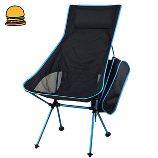 Outdoor Folding Chairs Portable Chair Fishing Camping Stool Folding Extended Hiking Seat Shopee Indonesia