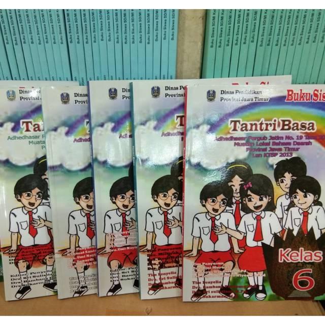 Buku Tantri Basa Kelas 1 2 3 4 5 6 Sd Shopee Indonesia