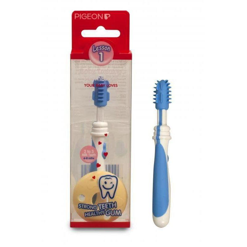 Sikat Gigi Lidah Silicone Jari Bayi +Box   Finger Tooth Brush ... 6ea89ee1e1