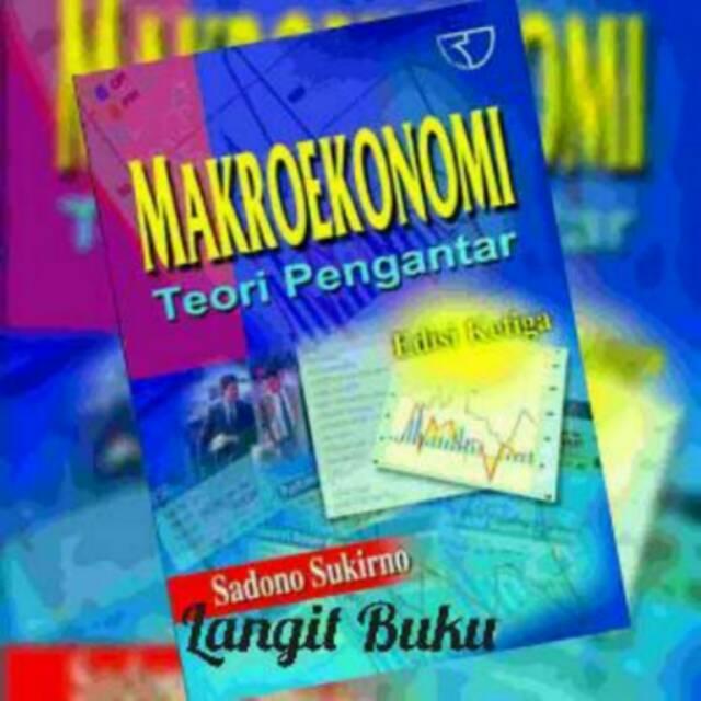 Ebook Ekonomi Makro Sadono Sukirno