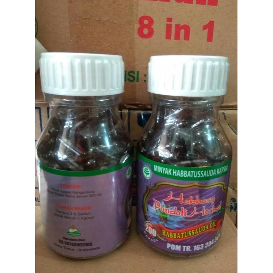 Minyak Habbatussauda Habbasy Isi 200 Kapsul Daftar Harga Habbasyifa Diskon Terbatas Di Shopee Pondok Herbal Oil Botol Besar