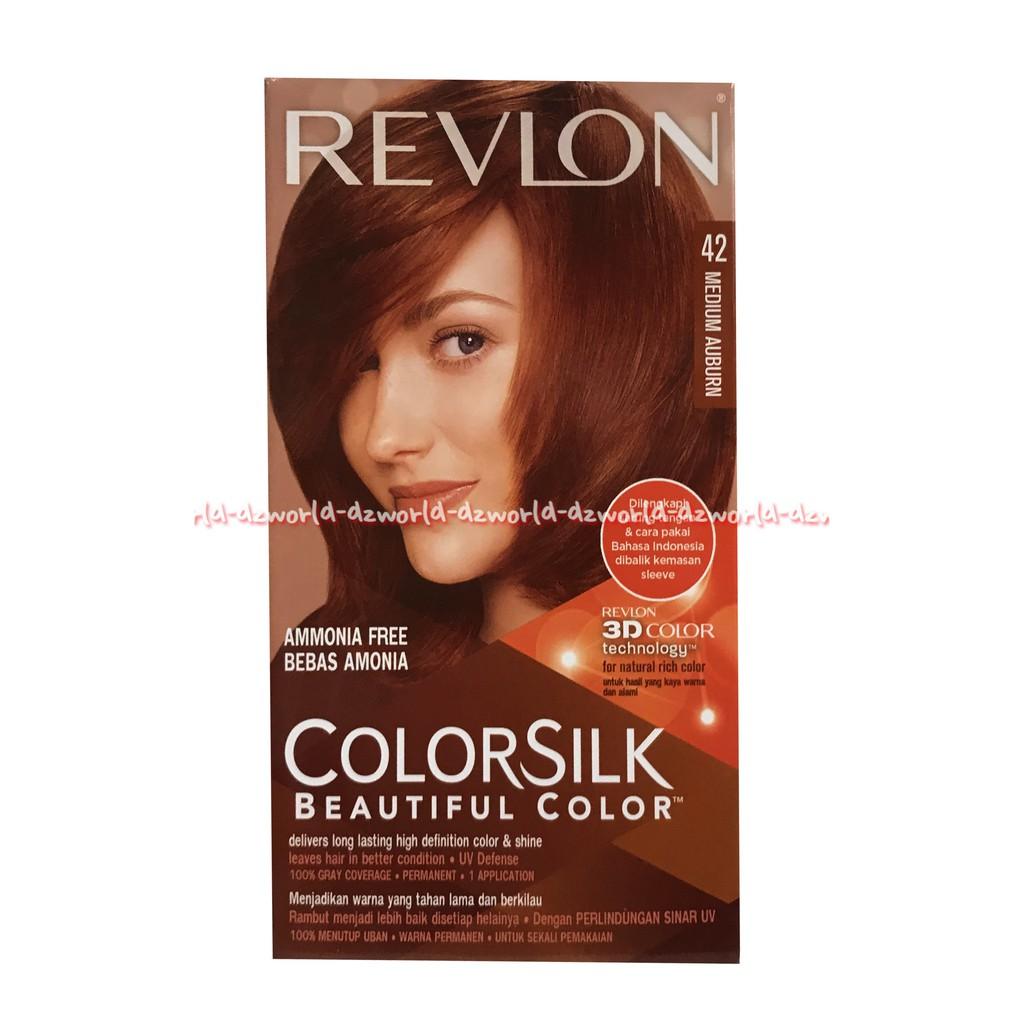 Revlon Colorsilk Beautiful Color/ Hair Color / Cat Rambut | Shopee Indonesia