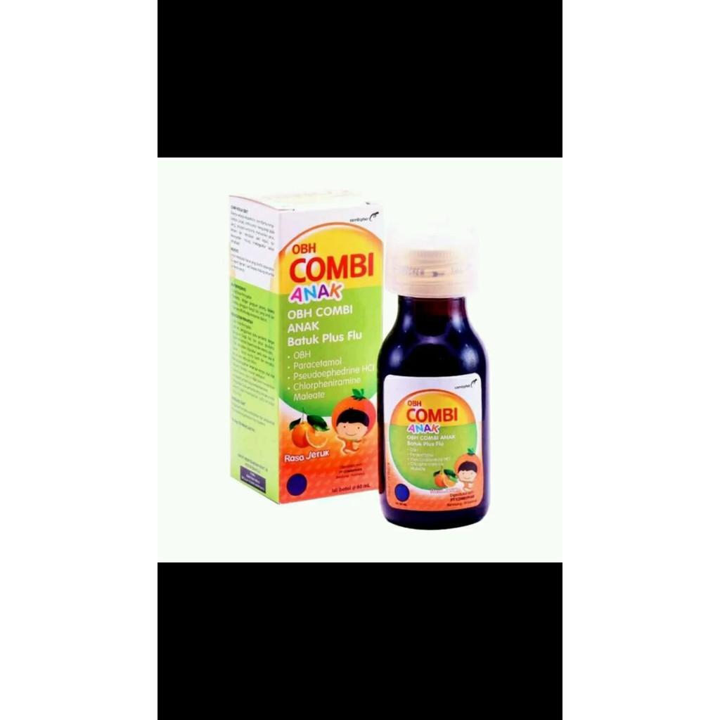 Obh Combi Plus 60 Ml Shopee Indonesia