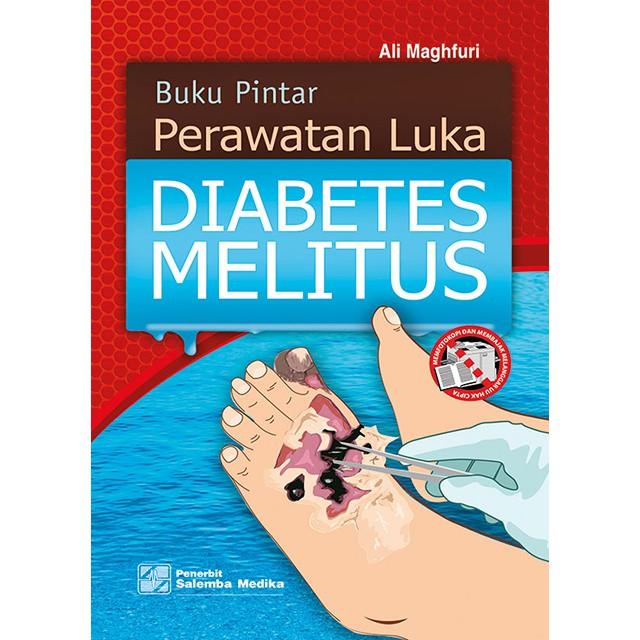 folleto perawatan luka diabetes melitus