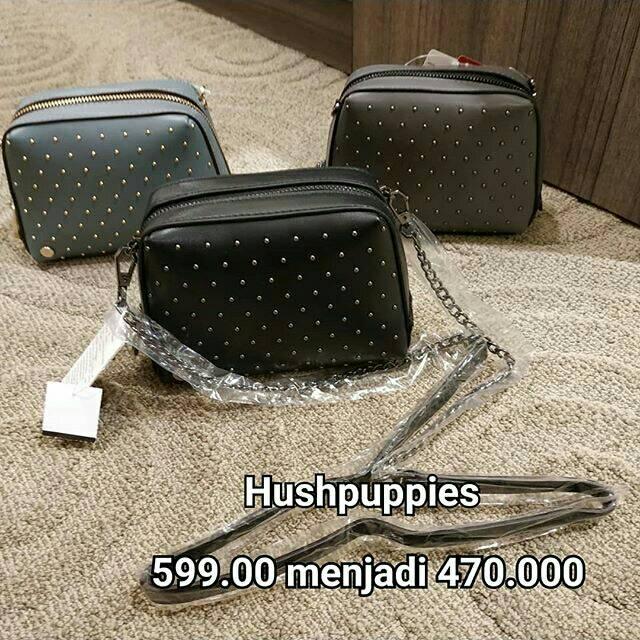 Handbag hush puppies multifungsi make up kit dompet kulit handbag cewek tas  tangan dompet terbaru  805ce4fc9e