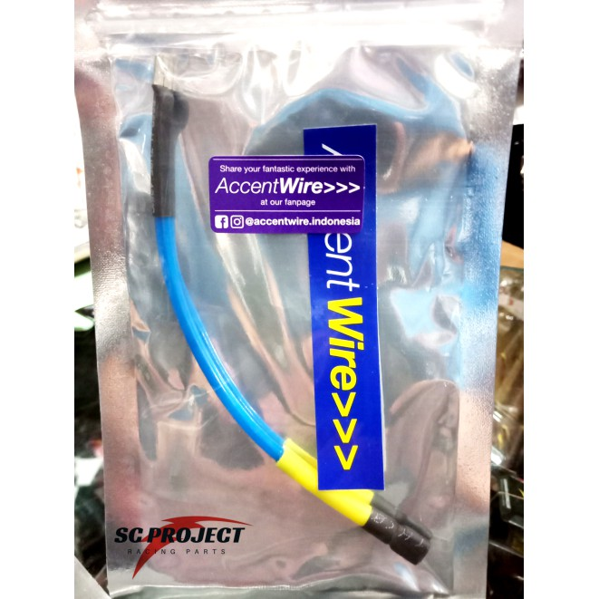 Accent Wire (Coil Cable / Kabel Koil) Cdi-Ecu ...