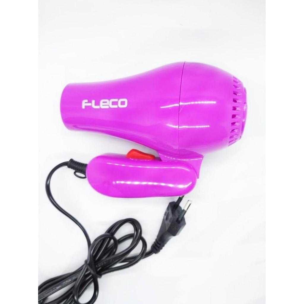Hair Dryer Pengering Rambut Fleco 258 Praktis Travelling Murah Hairdryer Mini Bisa Dilipat Shopee Indonesia