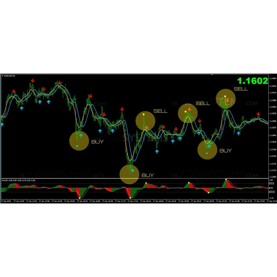 skrip perdagangan forex otomatis indikator forex perkiraan waktu seri
