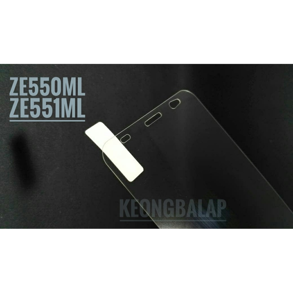 TEMPERED GLASS ASUS ZENFONE 2 5.5 INCH ZE550 / ZE551ML Z00AD | Shopee Indonesia