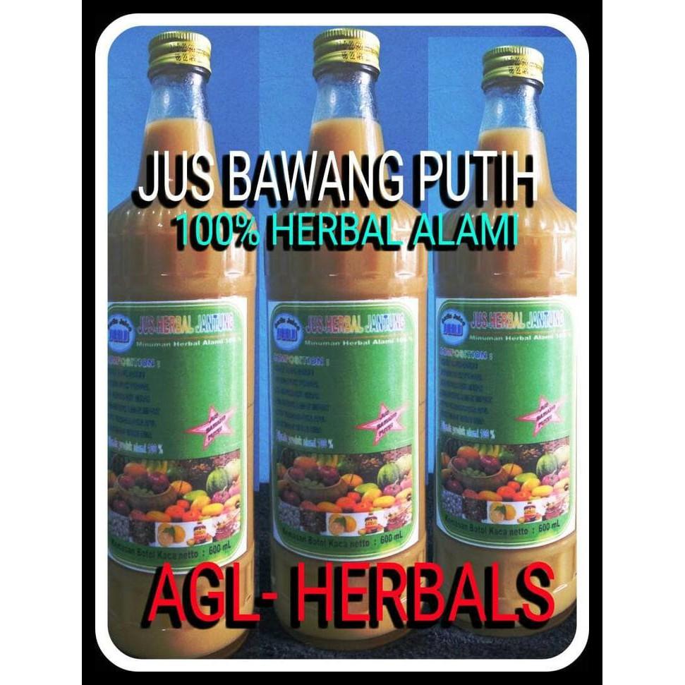 Jus Herbal Ramuan Bawang Putih Jahe Lemon Impor Cuka Apel Madu Ihsanix U Kesehatan Jantung Tunggal Merah Herbakol