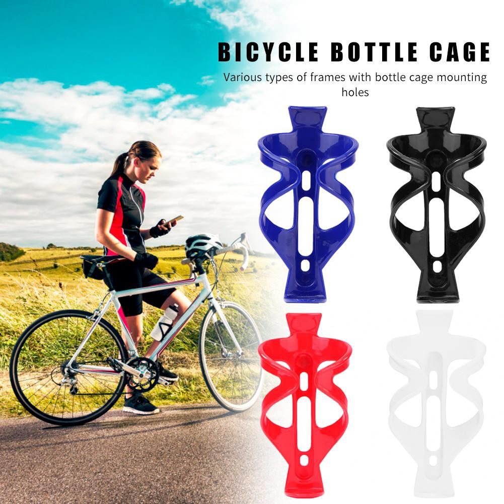 2pcs Outdoor Sports Cycling Bike Bicycle Plastic Water Bottle cage holder
