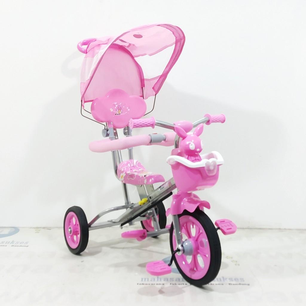 Sepeda Family Kelinci - Trend Sepeda