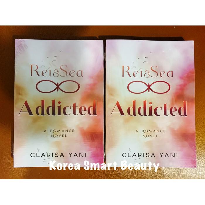 [READY] Novel Rei & Sea Addicted - Clarisa Yani DISKON