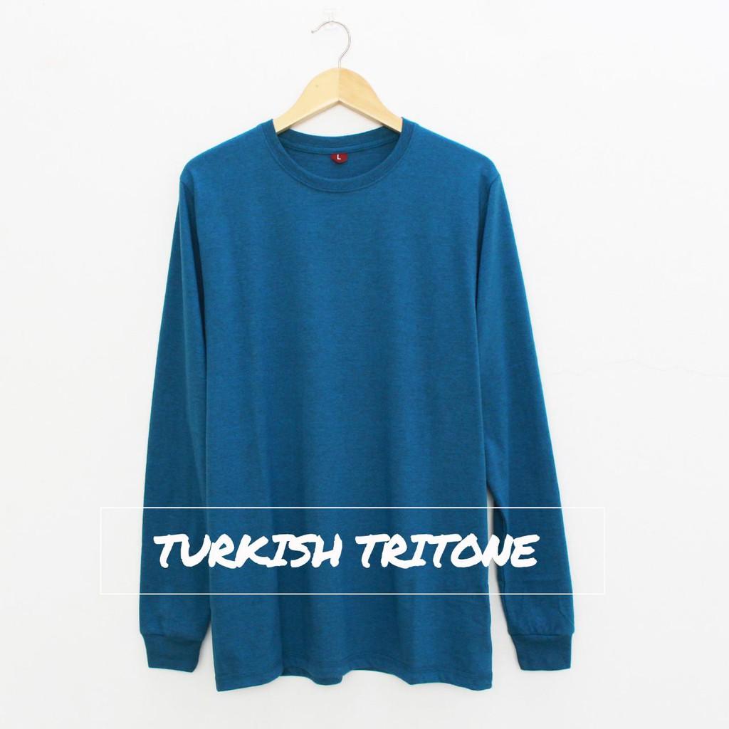 T Shirt Kaos Polos O Neck Pria Katun Bambu Keren Titanium Spec Dan Ramayana Raf Tshirt Hitam Xl