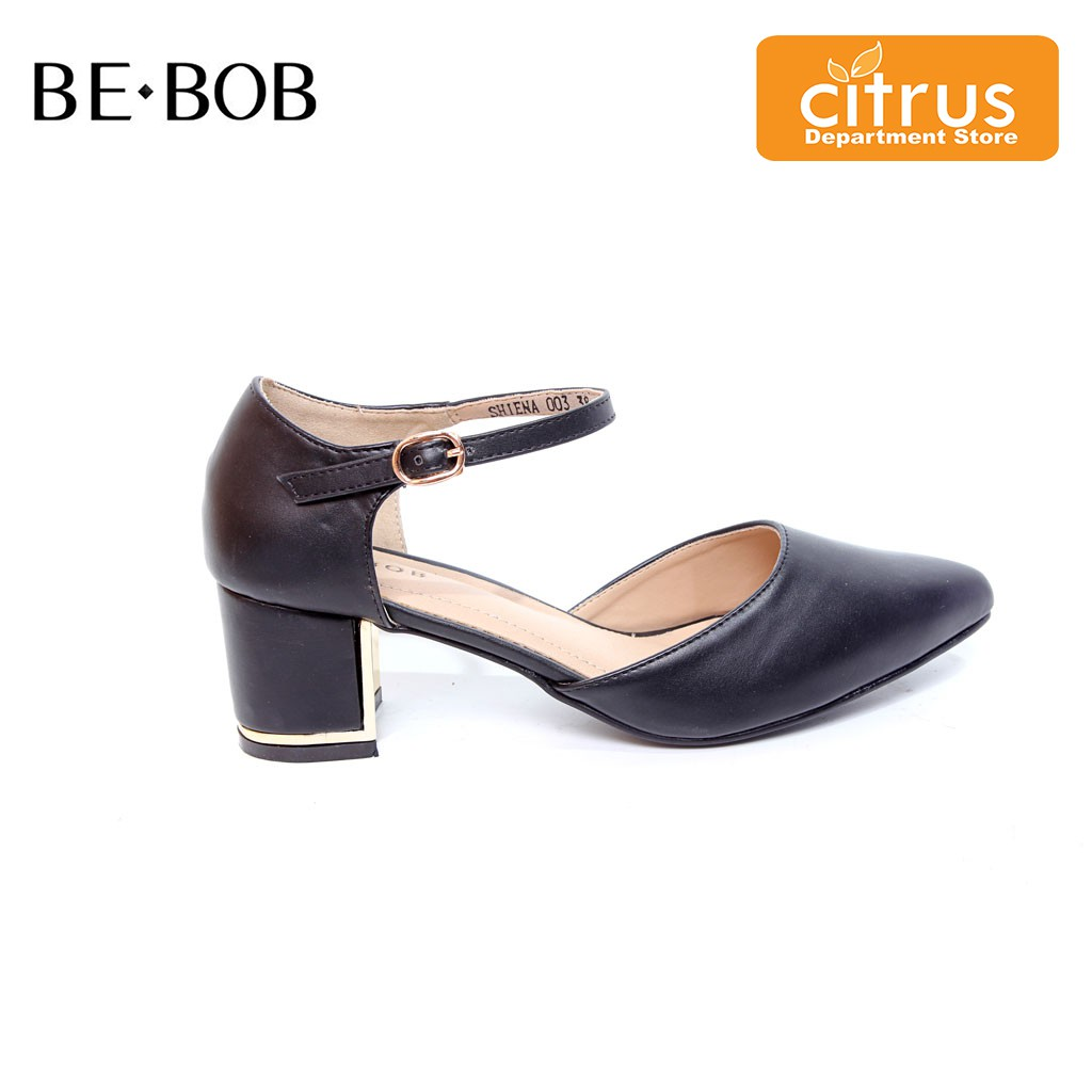 Sepatu Hitam Heels Merk Be Bob Women S Fashion Women S Shoes On