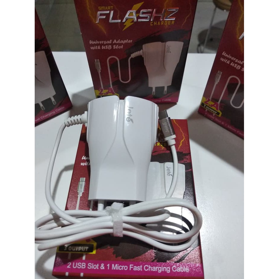 CHARGER JETE FLASHZ