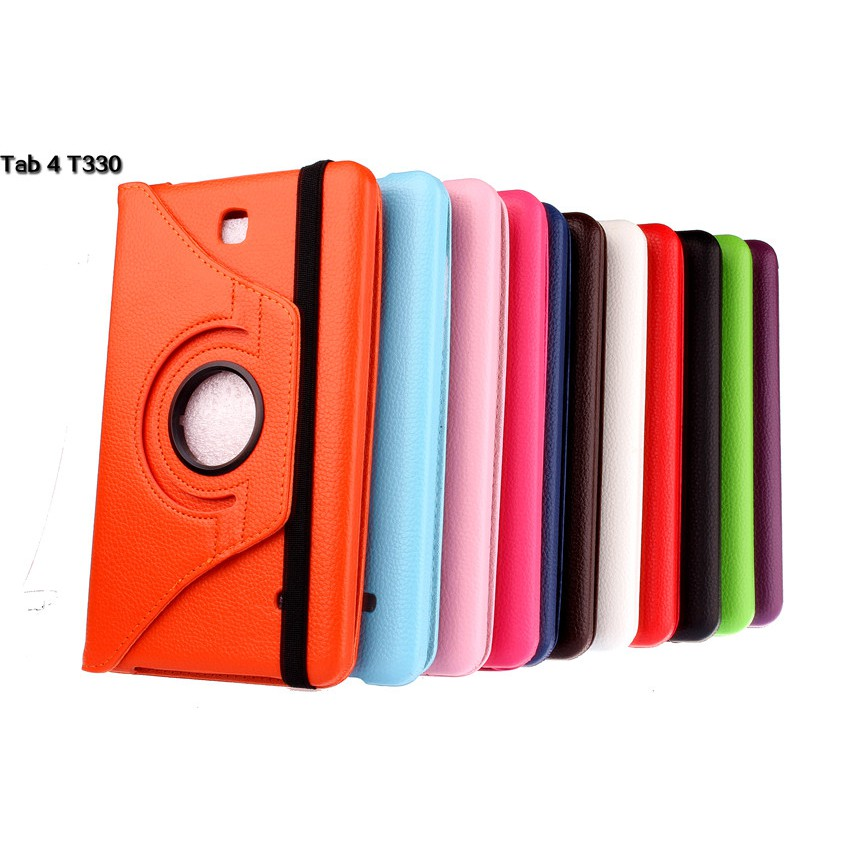 "Rotary Samsung P3100 P6200 Tab 2 7"" tab 7.0 plus Rotating leather case autolock 