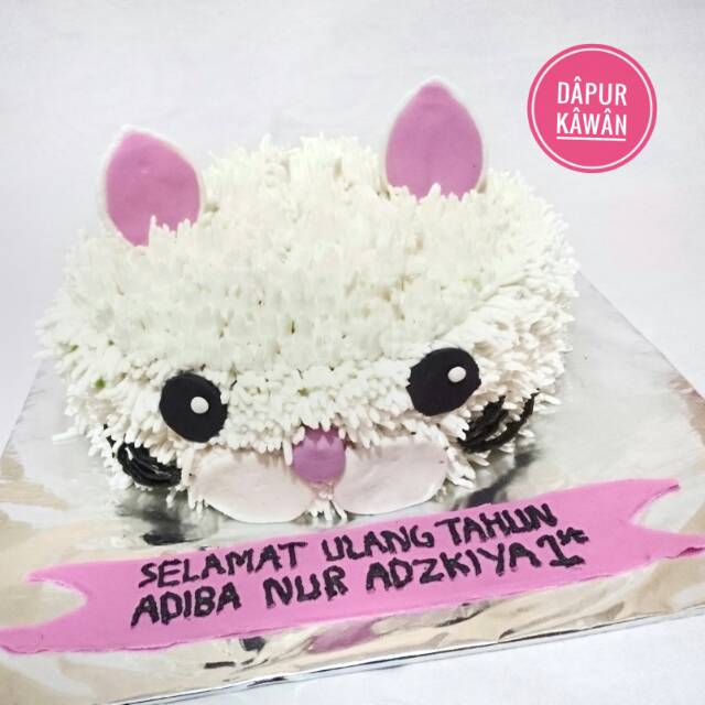 Gambar Kucing Ulang Tahun godean.web.id