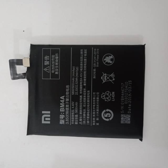 Batre batere baterai Xiaomi Redmi Pro BM4A Original Oem