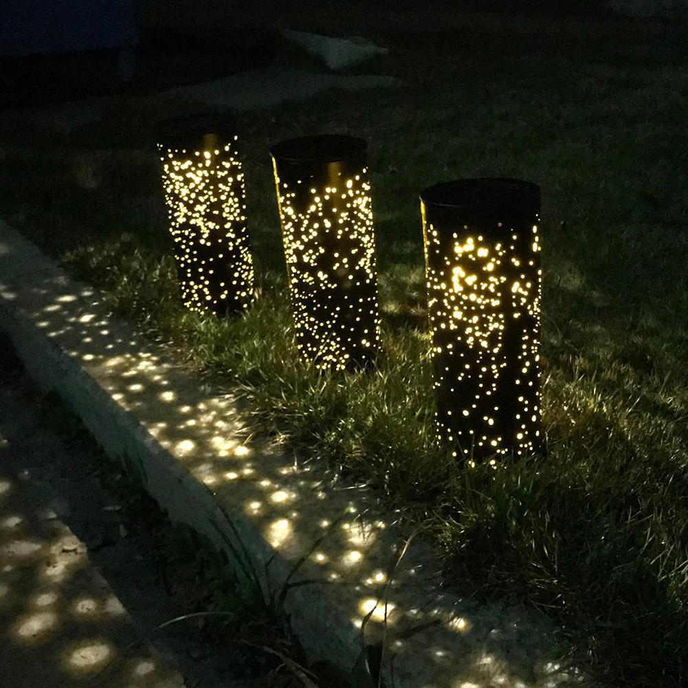 Lampu Taman Anti Air Dengan Led Untuk Hiasan Shopee Indonesia