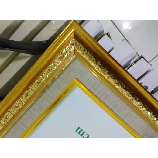 frame figura bingkai foto wedding prewedding gold 17r 12r 30x40 cm shopee indonesia frame figura bingkai foto wedding prewedding gold 17r 12r 30x40 cm