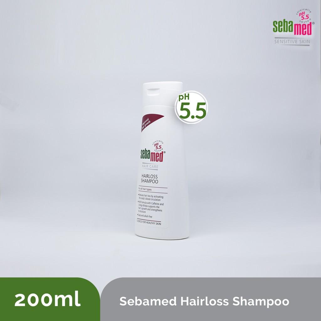 Sebamed Hairloss Shampoo 200ml-3