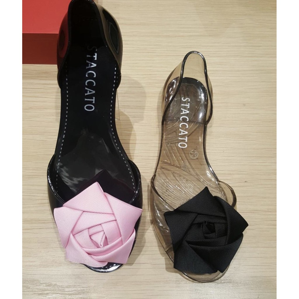 Jelly Shoes Staccato Original  76af1bce26