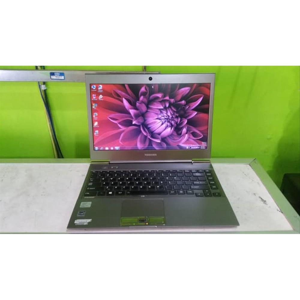Laptop UltraBook Toshiba Core I7 Ram 8GB Ssd 256GB - Super Slim Best Quality